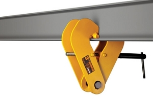 Harrington Hoists Offers Temporary Anchor Clamp The Wire