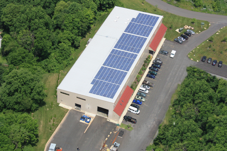 Chant Engineering Adds Solar Energy System | THE WIRE