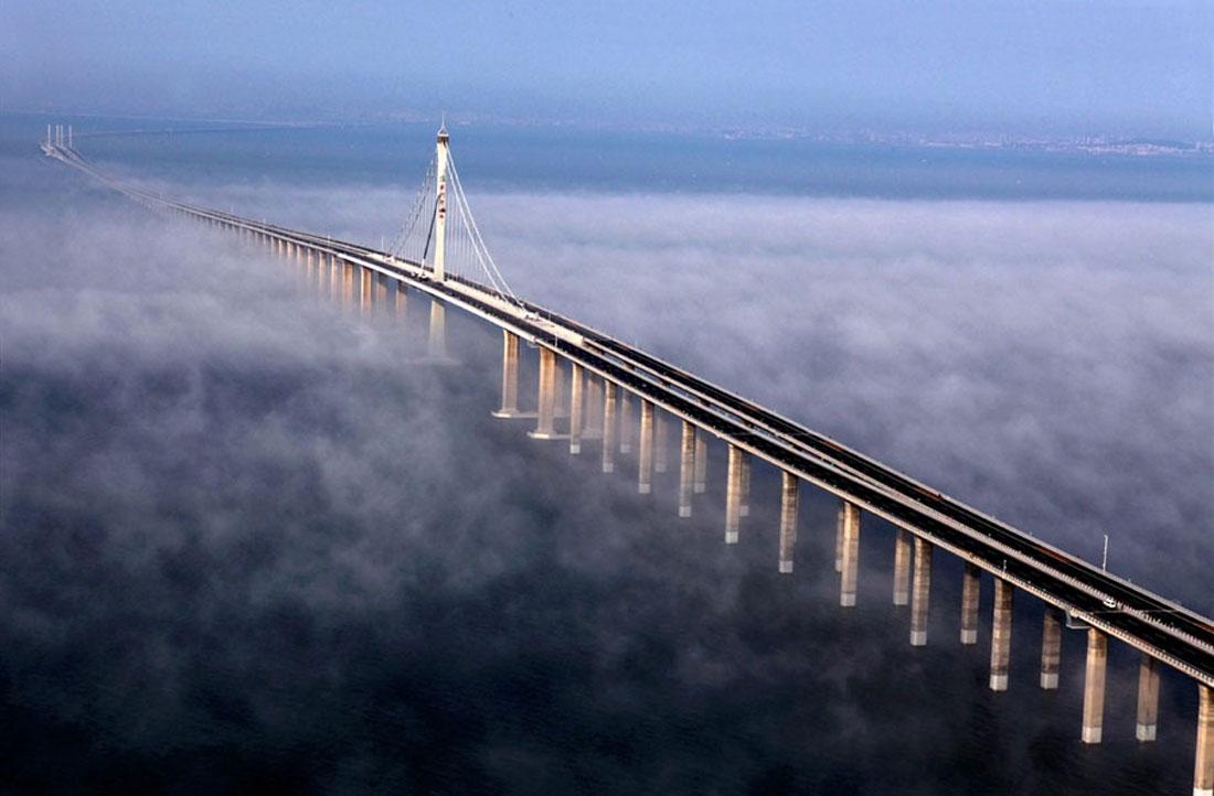 Najdłuższe mosty świata - Klub Podróżników Śródziemie