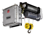 Global Wire Rope Hoist Explosion Proof