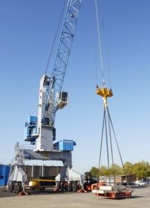 Terex Harbor Crane copy
