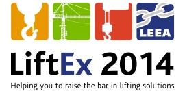LiftEx 2014 logo