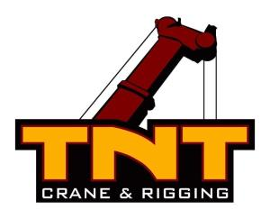 TNT Crane and Rigging Logo